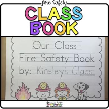 Fire Safety {Class Book}