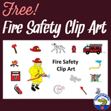 Free Fire Safety Clip Art