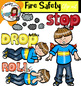 Fire Safety Clip Art