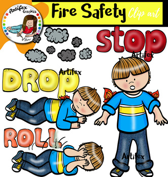 fire safety clip art by artifex teachers pay teachers rh teacherspayteachers com fire safety clip art free fire safety clipart free images