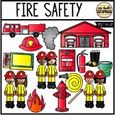Fire Safety (Clip Art for Personal & Commercial Use)