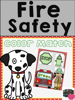 Fire Safety Color Match