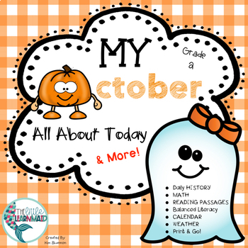Red Ribbon Week, Trick-or-Treat, Halloween, Columbus & More!  All About October!