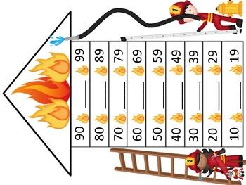 Fire Safety - Common Core Aligned - Grades 1 & 2