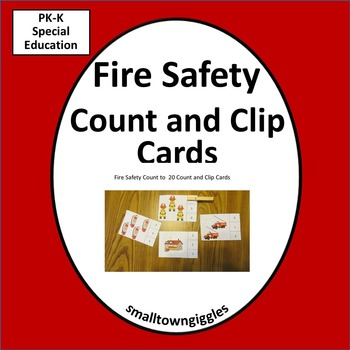 Fire Safety Week Activities Kindergarten Math Centers Coun