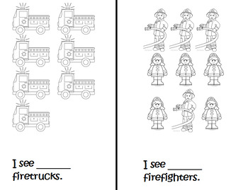 Fire Safety Counting