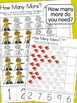Fire Safety Counting Activities & Pocket Chart Numbers