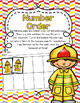 Fire Safety Counting Pack 1-10