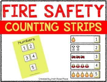 Fire Safety Counting Strips