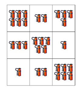 Fire Safety Counting to 10