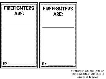 Fire Safety Craft