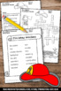 Fire Safety Activities - Crossword Puzzle