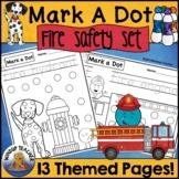 Fire Safety Dot Dauber Set