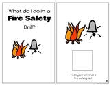 Fire Safety Drill Adaptive Book