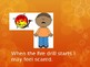 Fire Safety Drill Social Story
