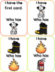 Fire Safety {I Have, Who Has}