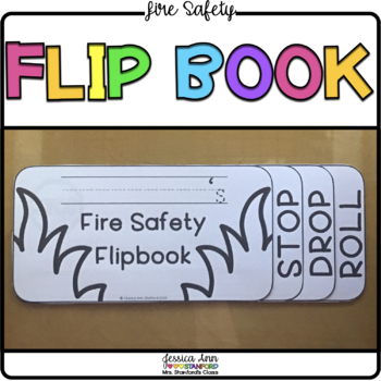 Fire Safety {Flipbook}
