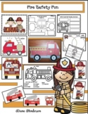 Fire Safety Fun! Activities & Games For Fire Safety Month