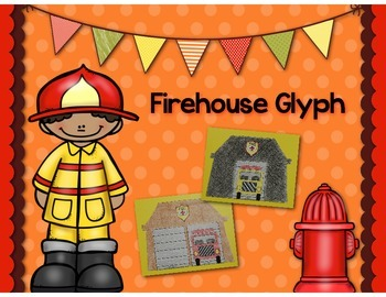 Fire Safety Glyph: Firehouse