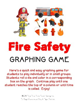 Fire Safety Graphing Game