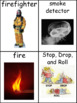 Fire Safety: Informational Text and Writing Activity