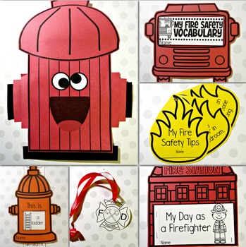 Fire Safety Interactive Activity Pack