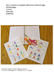 Fire Safety Interactive Notebook Special Education Early Childhood Fine Motor