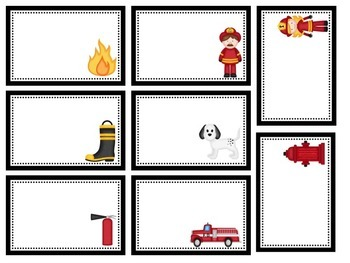 Fire Safety Labels-editable