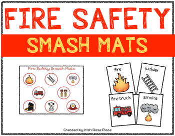 Fire Safety Language Bundle with Adapted Books