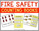 Fire Safety Math Bundle with Adapted Books