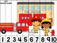 Fire Safety Kindergarten Math Centers