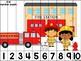 Fire Safety Math Centers for Kindergarten