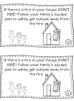 Fire Safety Math & Literacy