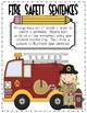 Fire Safety Math & Literacy Centers