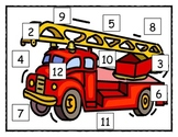 Fire Safety Math and Literacy Fun