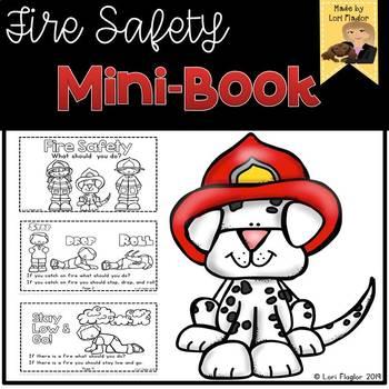 Fire Safety Minibook