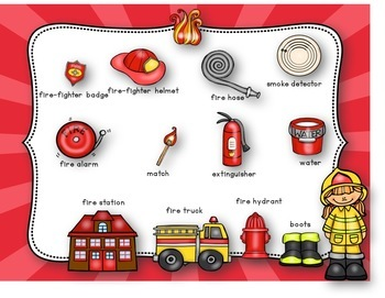Fire Safety Music Lesson