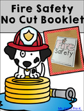Fire Safety NO CUT Booklet