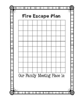 Fire Safety Notebook
