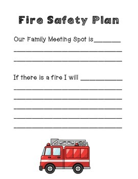Fire Safety Plan