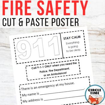 Call 911 Worksheets & Teaching Resources | Teachers Pay Teachers