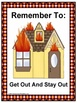 Fire Safety Poster Set