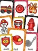 Fire Safety Posters & Corresponding Writing Activity