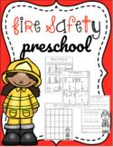 Fire Safety Preschool Printables