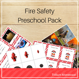 Fire Safety Preschool Pack
