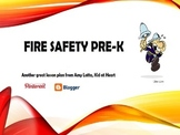 Fire Safety Preschool Activity Packet