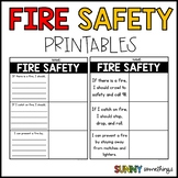 Fire Safety Printable