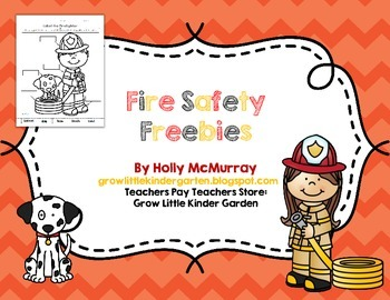 Fire Safety Printables