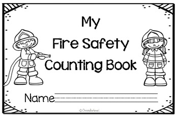 Fire Safety Printables {FREEBIE}