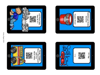 Fire Safety QR Codes